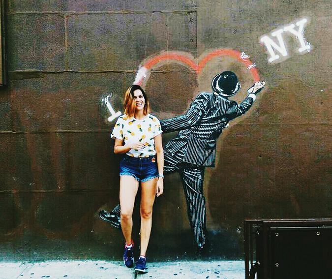 New York City | #RedhuxNYC | i love ny