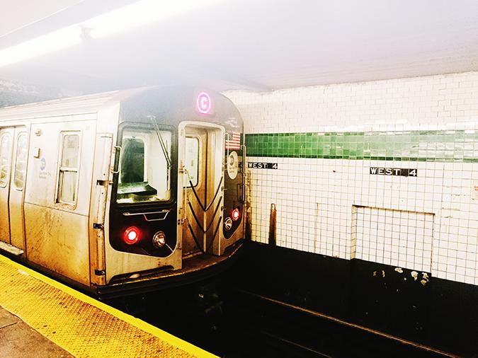 New York City | #RedhuxNYC | subway