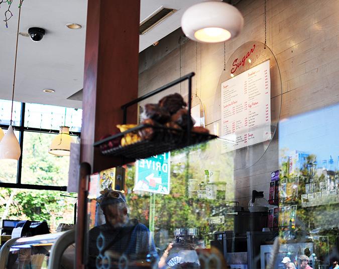 Airbnb | New York City | #RedhuxNYC | sugar cafe