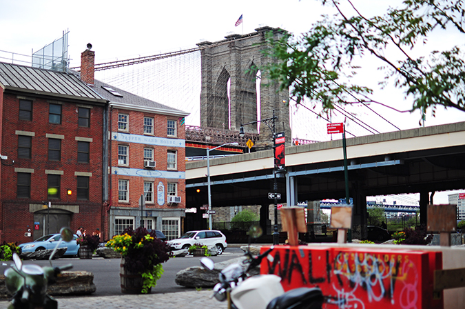 Airbnb | New York City | #RedhuxNYC | brooklyn bridge