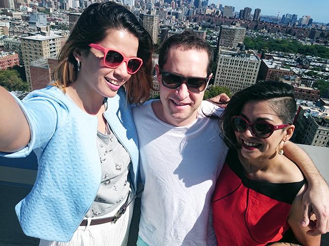 Airbnb | New York City | #RedhuxNYC | with James
