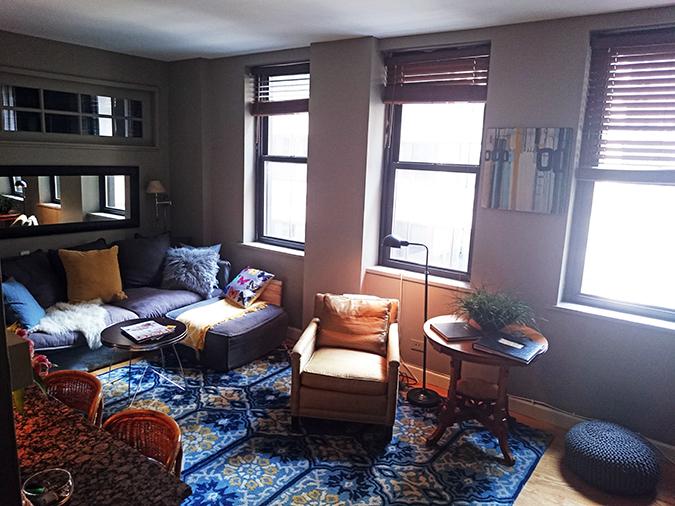 Airbnb | New York City | #RedhuxNYC | living with windows