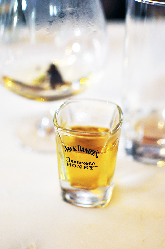 Jack Daniel's Honey | Akanksha Redhu | shot glass