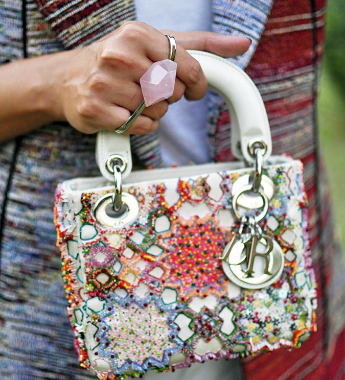 #AIFWSS16 | Dior | Akanksha Redhu | bag