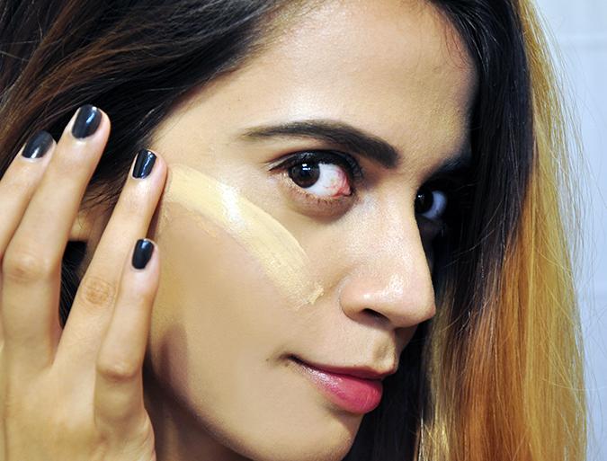 Spawake BB Moisture Fresh | BBcream | Akanksha Redhu | spread more with finger