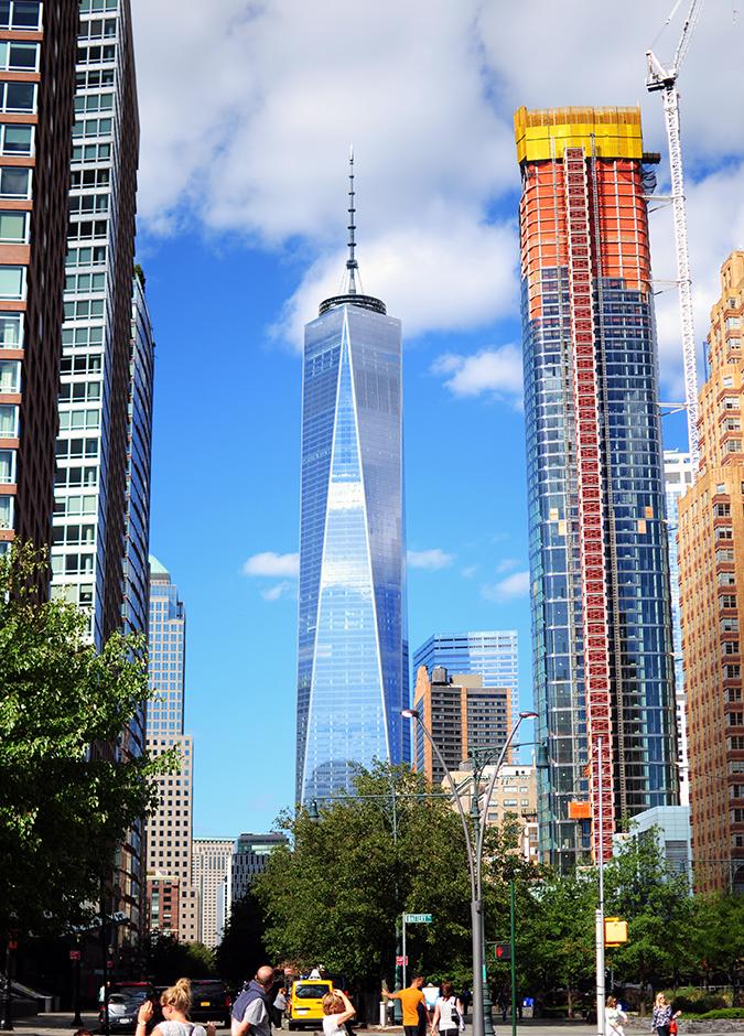 Battery Park | NYC | #RedhuxNYC | wtc