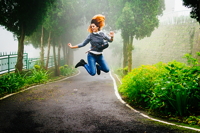 Friday | Akanksha Redhu | jump wide