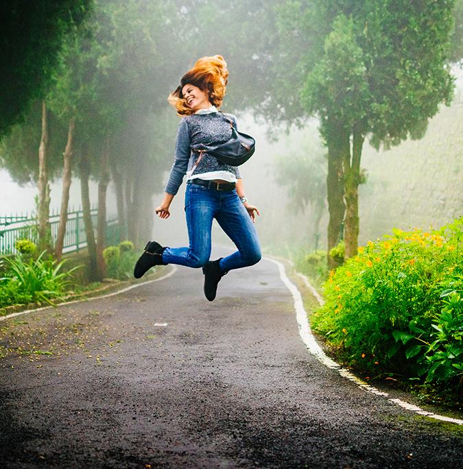 Friday | Akanksha Redhu | jump bigger