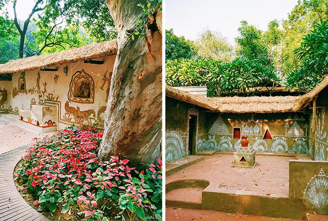 Crafts Museum | New Delhi | Akanksha Redhu | hut combo