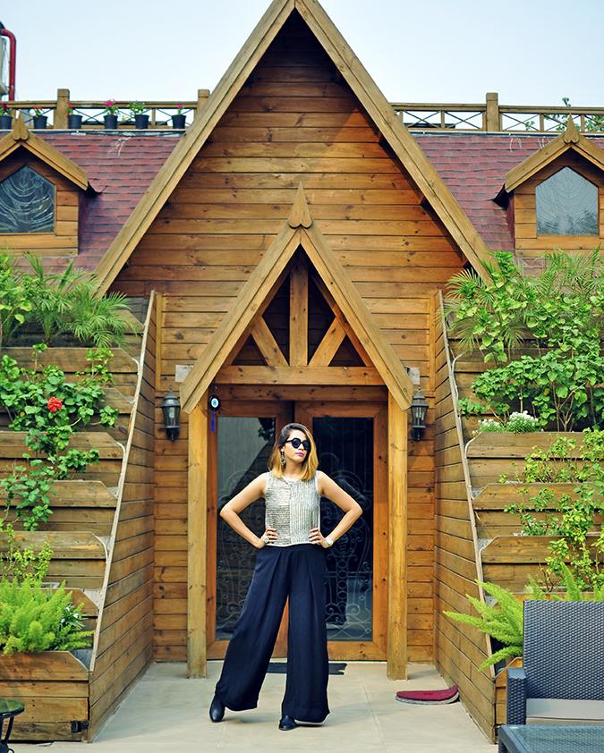 Vero Moda Marquee | Qutub | Akanksha Redhu | full front entry