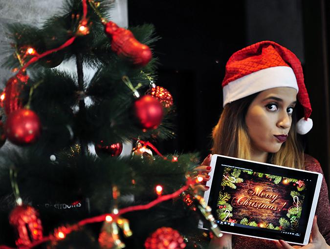 Christmas Cheer | Akanksha Redhu | merry christmas wide