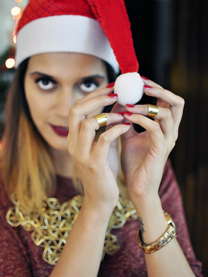 Christmas Cheer | Akanksha Redhu | cap details
