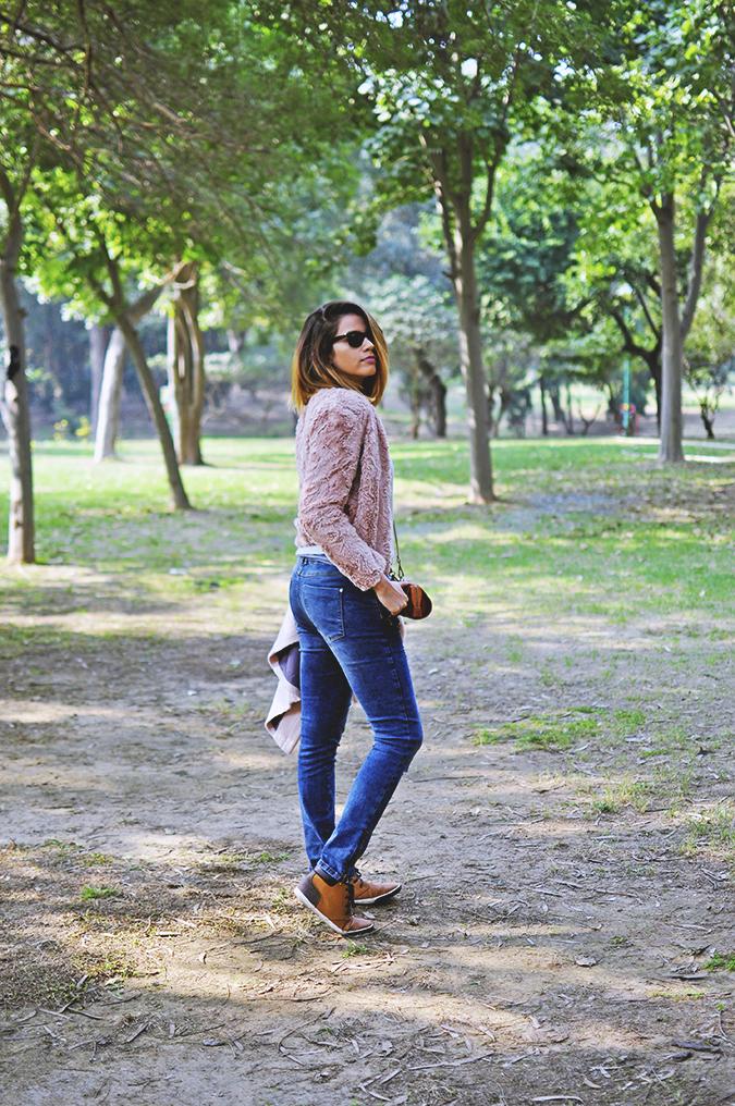Warm n Fuzzy | Only India | Akanksha Redhu | full sdie furry butt