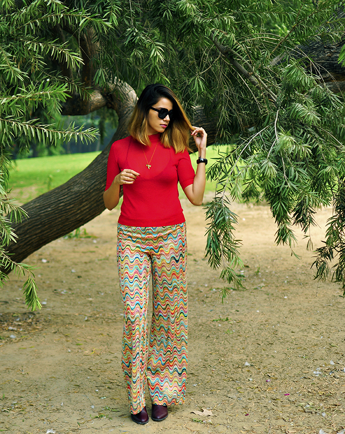 Missoni | Akanksha Redhu | full front tree looking sideways