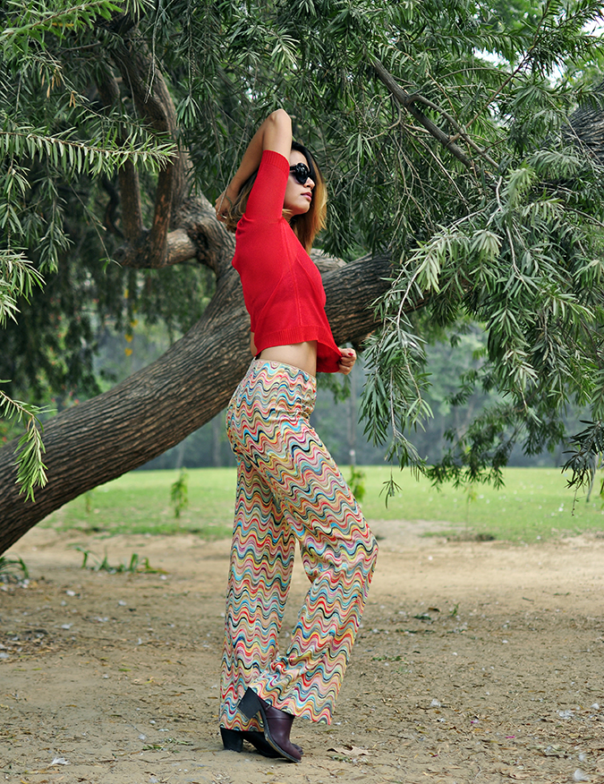 Missoni | Akanksha Redhu | full side tree arm up