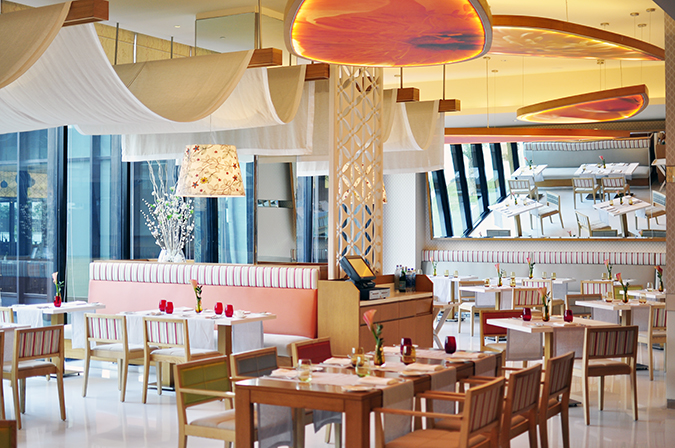 Pluck Restaurant - Pullman New Delhi | Akanksha Redhu | interiors wide