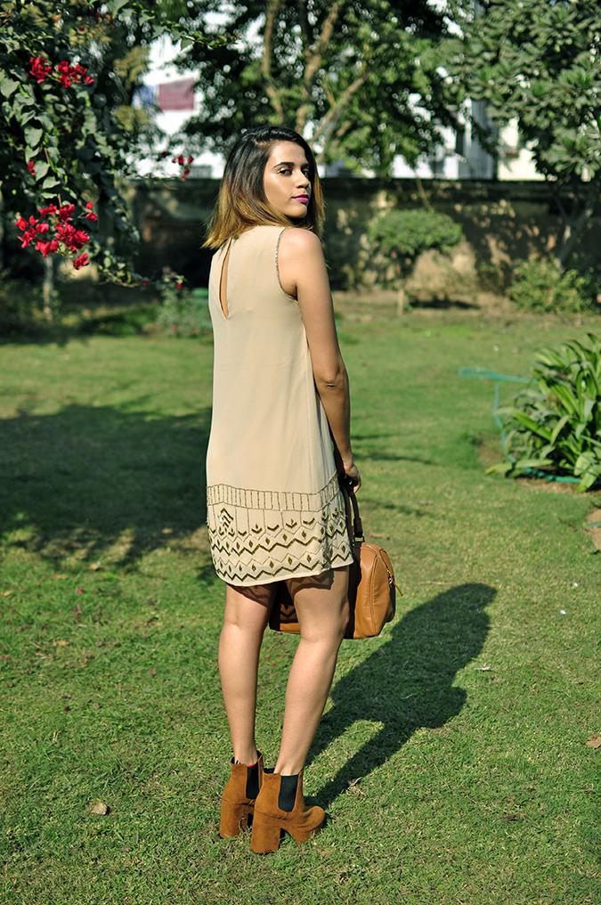 Vero Moda Marquee | Akanksha Redhu | full back