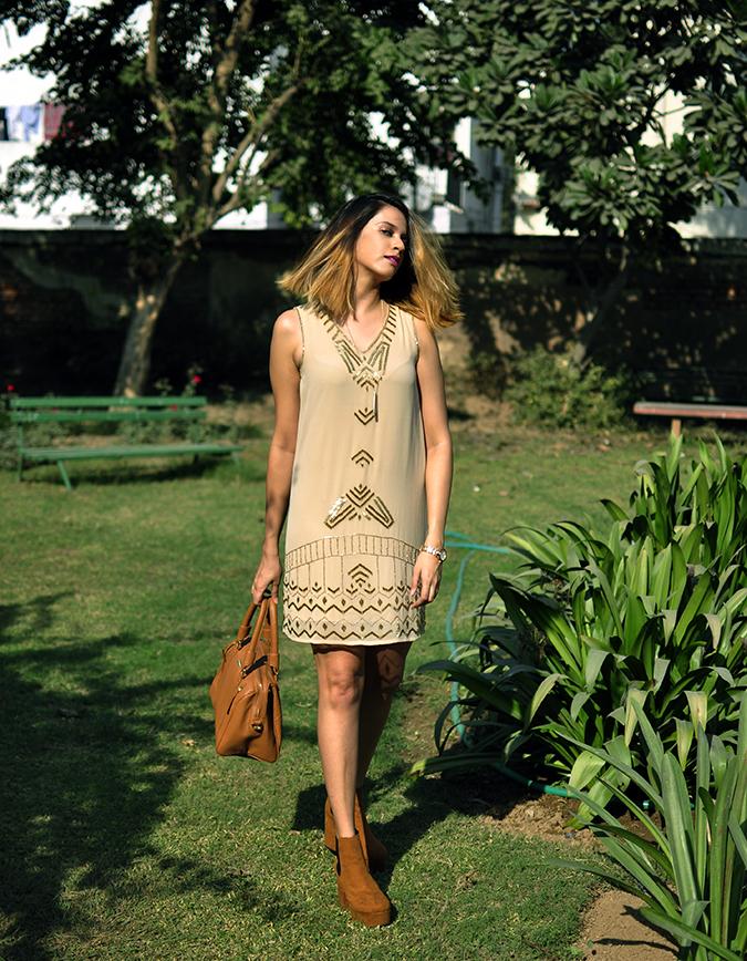 Vero Moda Marquee | Akanksha Redhu | full front walk