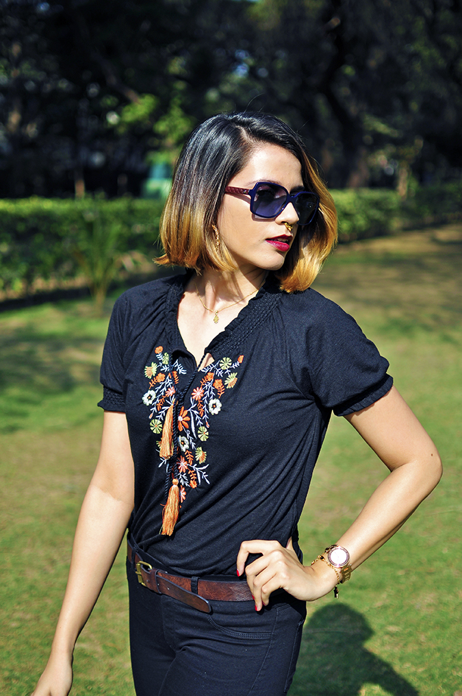 City Black | Sbuys | Akanksha Redhu | half 34th vibrant