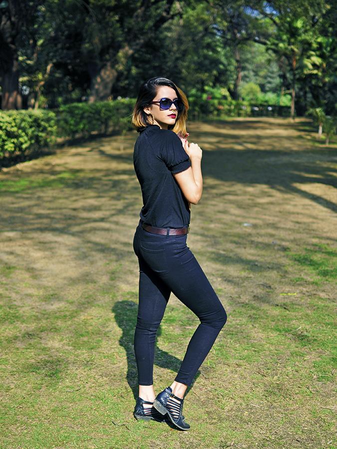 City Black | Sbuys | Akanksha Redhu | full side vibrant