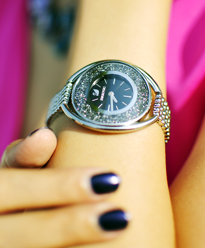 Sea of Sparkle - Swarovski | Akanksha Redhu | watch sun