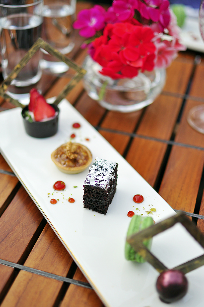JW Marriott Mussoorie | Akanksha Redhu | Travel | greenhouse desserts