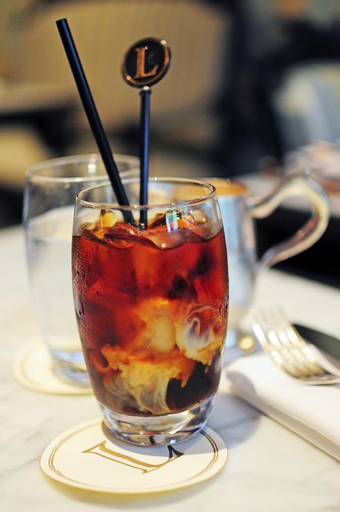 New York | Akanksha Redhu | #RedhuxNYC | Laduree coffee long