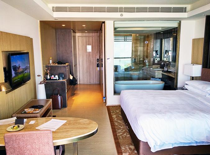 JW Marriott Mussoorie | Akanksha Redhu | Travel | room interiors 1