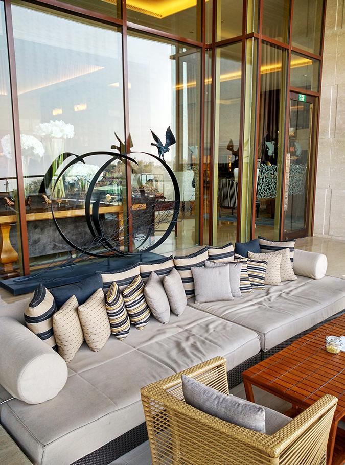 JW Marriott Mussoorie | Akanksha Redhu | Travel | outdoor seating at perch