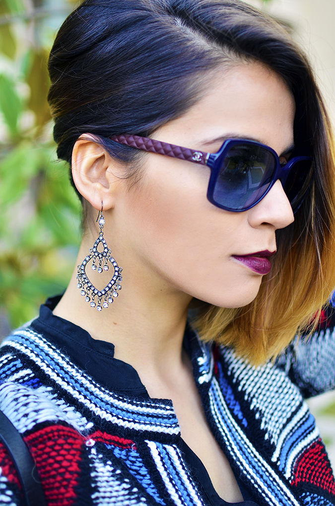 Riff - Raff | Look of the Day | Akanksha Redhu | earrings
