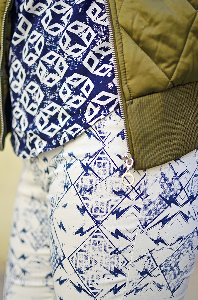 Print Life | Vero Moda | Akanksha Redhu | print closeup