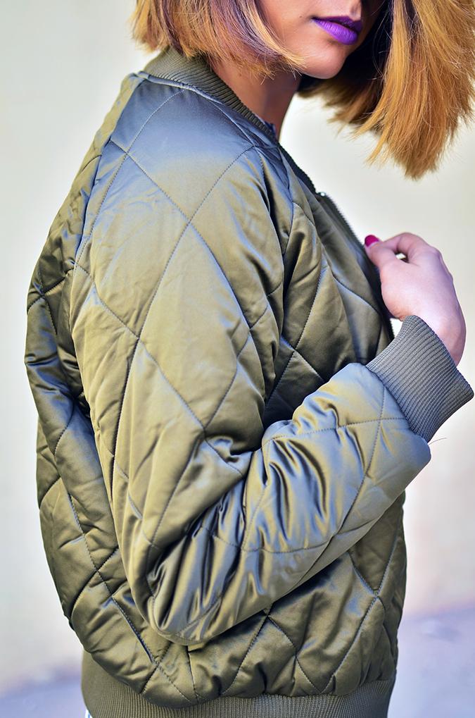 Print Life | Vero Moda | Akanksha Redhu | half side jacket lips