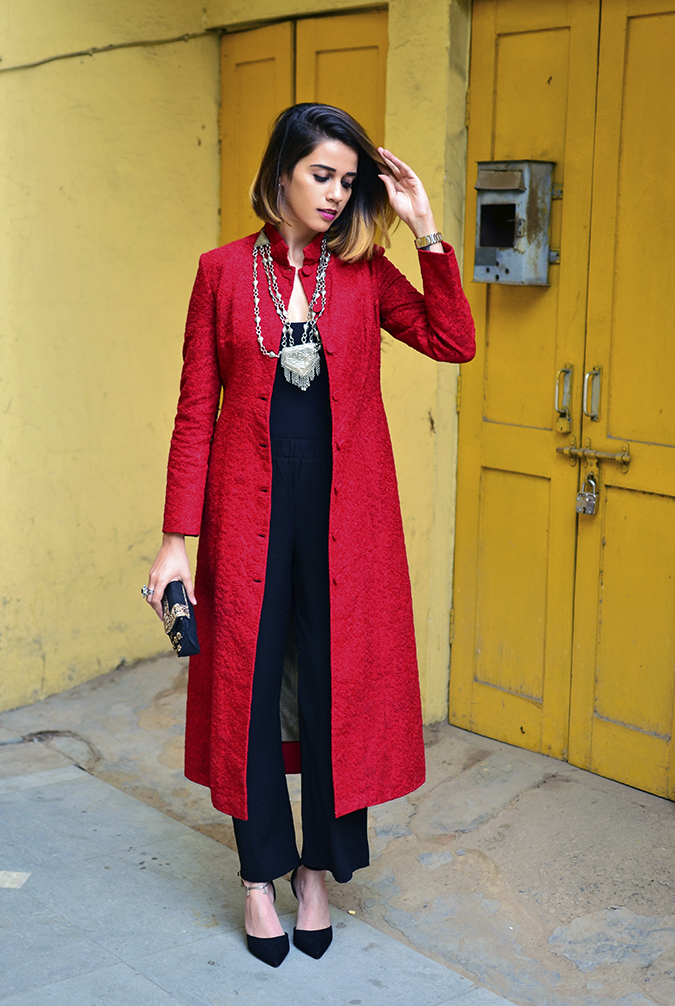 Wedding Luxe | Stage3 | Akanksha Redhu | full front jacket open