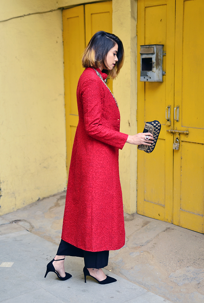 Wedding Luxe | Stage3 | Akanksha Redhu | full side yellow