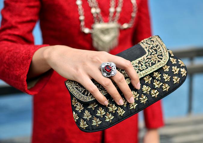 Wedding Luxe | Stage3 | Akanksha Redhu | clutch slanted