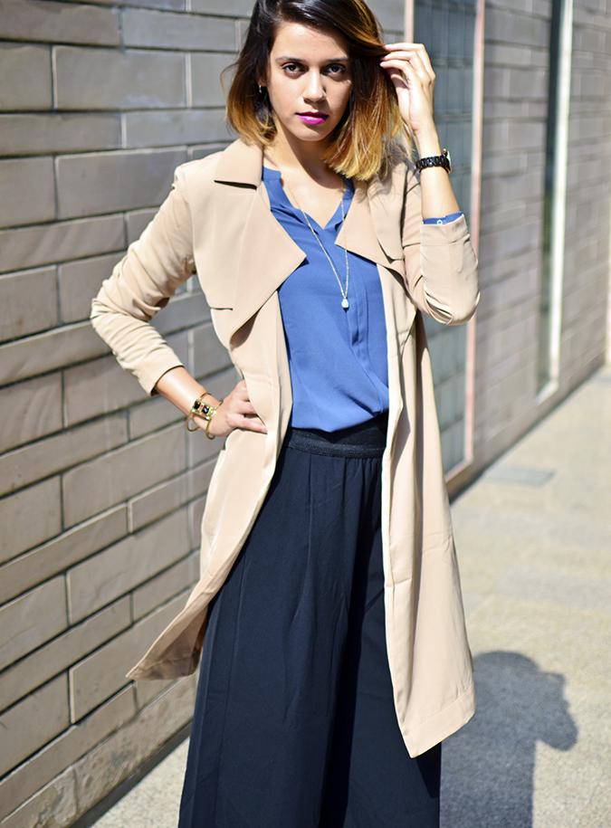Work Wear | Only | Akanksha Redhu | half front twirl