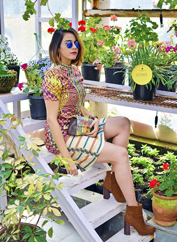 The Greenhouse | Gucci | Akanksha Redhu | sitting