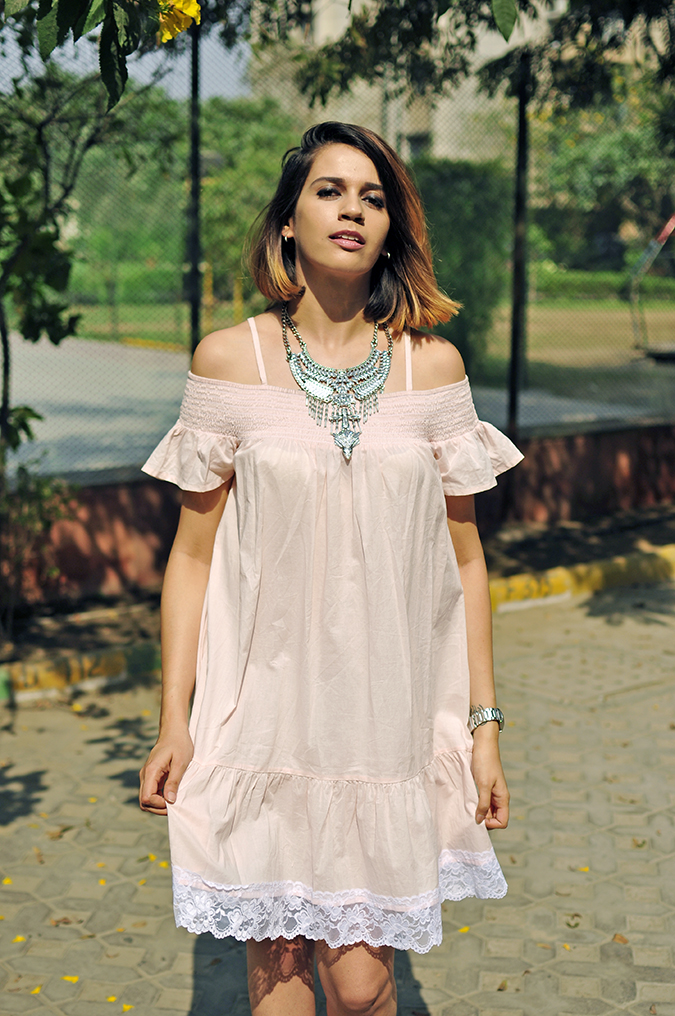 Pale Blushes | Sbuys | Akanksha Redhu | half front dtraight