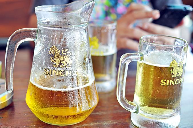 Lad Koh | Koh Samui | Thailand | Akanksha Redhu | beer