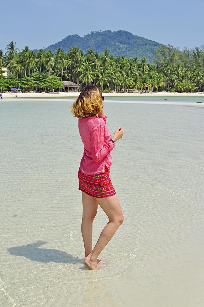 Coconut Beach   Koh Samui   Akanksha Redhu   #RedhuxKohSamui   full back hill back