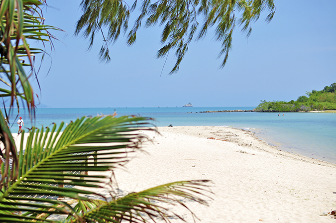 Choeng Mon Beach, Koh Samui | Akanksha Redhu | wide tip