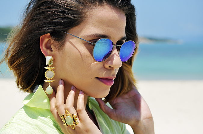 Chichouse | Choeng Mon Beach | Koh Samui | Akanksha Redhu | accessories wide