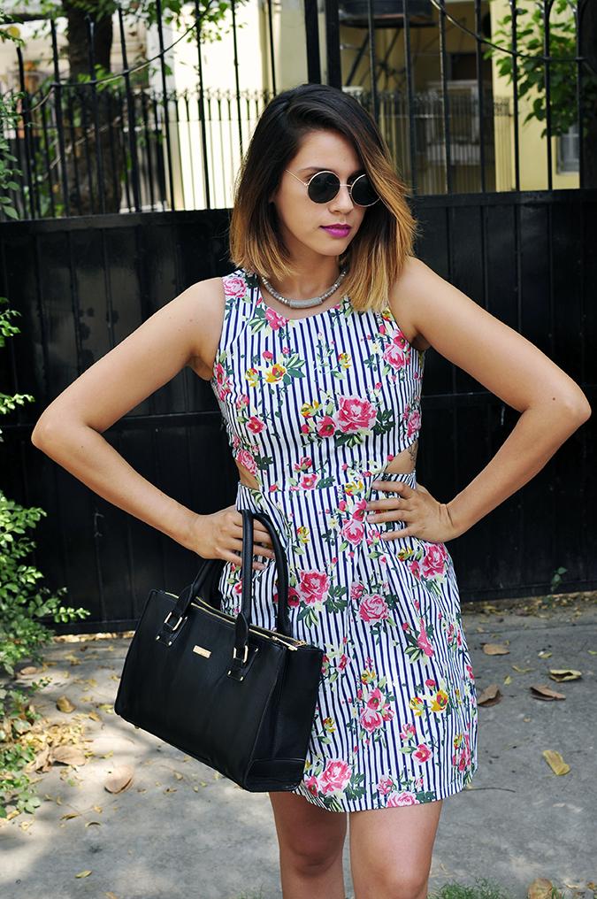 Vero Moda | Akanksha Redhu | #RedhuxVeroModa | half front hands on waist