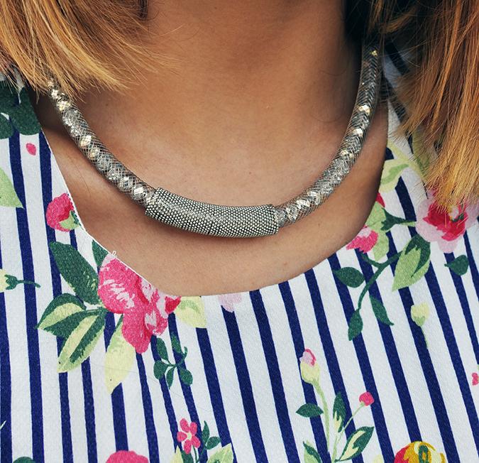 Vero Moda | Akanksha Redhu | #RedhuxVeroModa | necklace