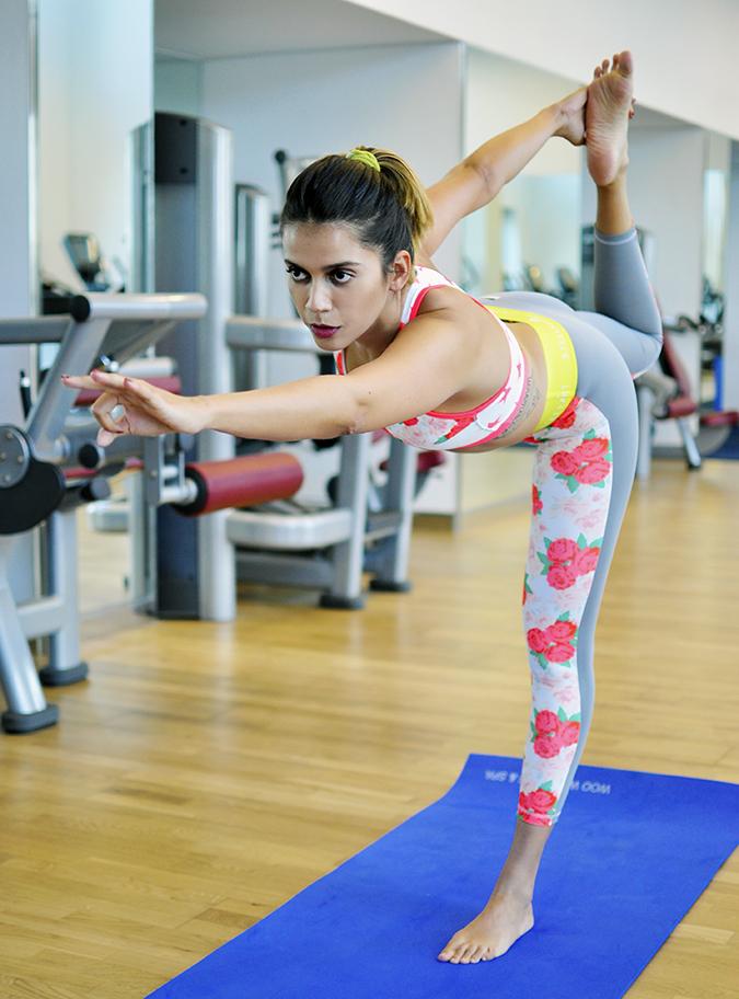 Estée Lauder | Akanksha Redhu | yoga full