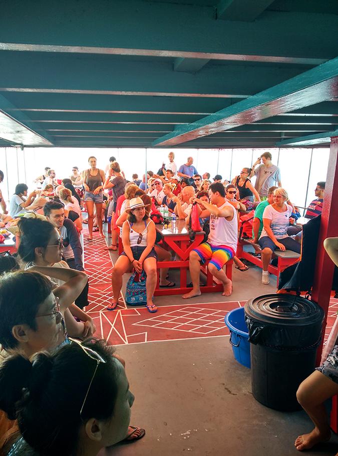 Ang Thong National Marine Park | Akanksha Redhu | people on boat