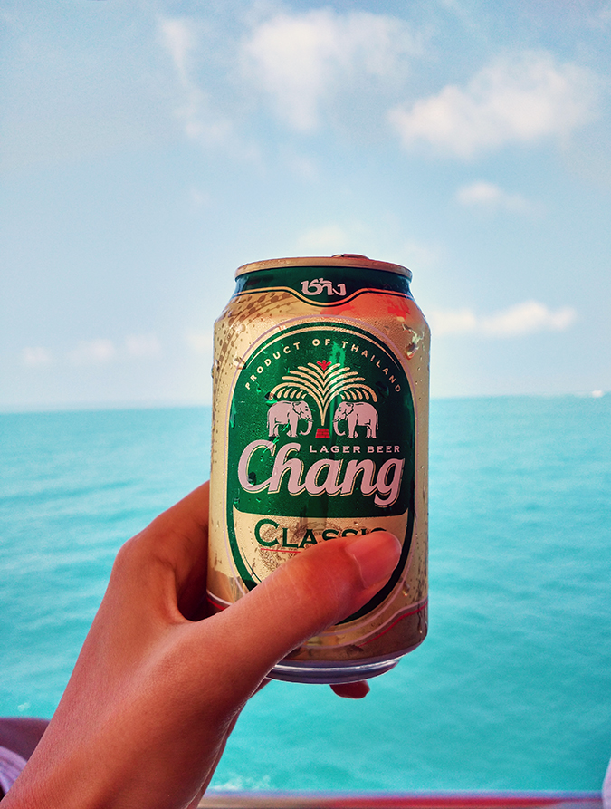 Ang Thong National Marine Park | Akanksha Redhu | beer