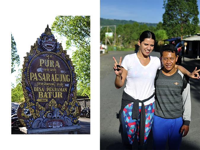 Mount Batur Sunrise Trek | Bali | Akanksha Redhu | combo with nova