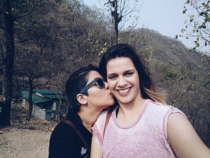 Rishikesh | Akanksha Redhu | Naina kiss