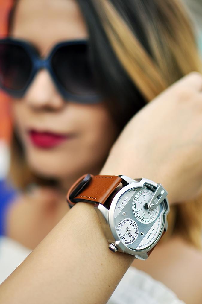 Titan | Akanksha Redhu | watch focus face blur